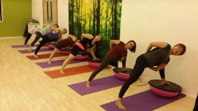 Bosu Yoga 2