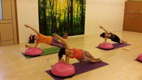 Bosu Yoga