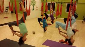 Swing Yoga